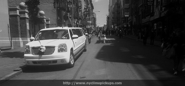 New York Wedding Limo