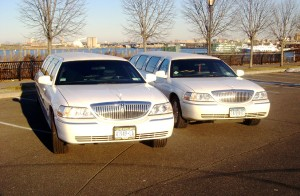 One 10 Passenger Limousine and One 14 Passenger Super Stretch Limousine